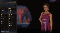 《文明6风云变幻》实况流程视频攻略2.第二回