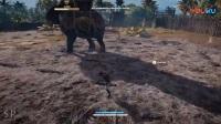 【游侠网】《刺客信条:起源》徒手虐大象
