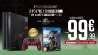 """【游侠网】《怪物猎人世界》的雄火龙版""""PS4 Pro限定主机 宣传片"""