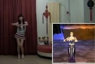魔兽世界萌妹变装各种族舞蹈全奉上 搞笑