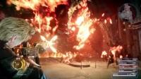 《最终幻想15》皇家版王都决战地狱三头犬