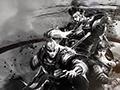 《热血街霸3D》:敖厂长殴打学生会主席!