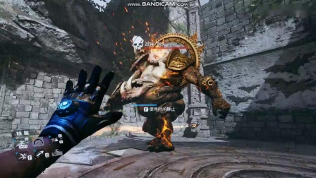 《光明记忆:第一章》boss战