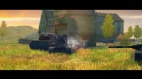《坦克世界闪击战》国服公测圣诞节视频