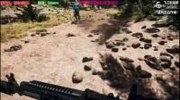 《孤岛惊魂5》各种死法以及搞笑片段