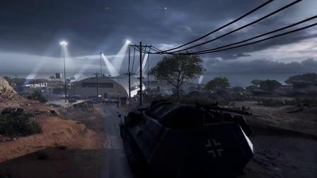 《战地5》单人战役全流程-实况解说第1期无旗英雄