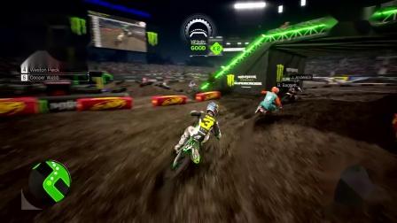 《怪物能量超级越野赛车2》首部演示