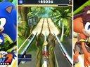 《索尼克冲刺2:爆破》手游演示