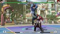 PS4【拳皇14】五级电脑观战模式-草稚京VS八神庵