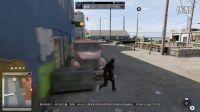 【混沌王】《看门狗2》PC版最高难度实况流程解说(第六期 卡丁车冠军)