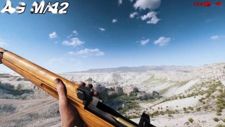 《战地5》新增5把武器枪声&装填演示