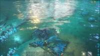 《方舟生存进化》畸变驯服七鳃鳗重爪龙方法视频