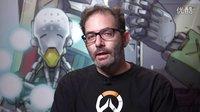 《守望先锋》游戏总监采访视频
