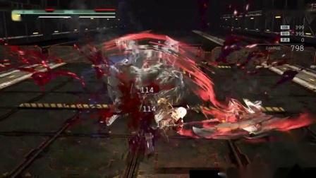 《噬神者3》全武器全招式详细讲解5.半月轮