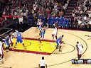 NBA 2K15 勇士VS热火 第三节