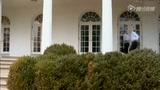 奥巴马白宫跑步PK副总统