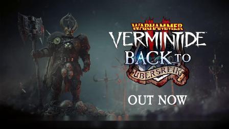 《战锤:末世鼠疫2》DLC重返厄贝斯雷克预告