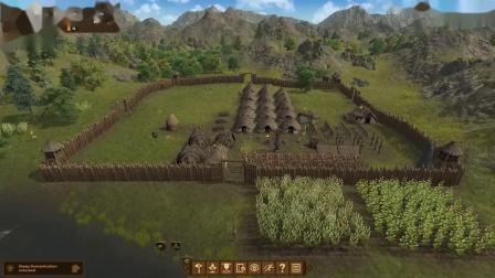 《人类黎明》娱乐实况视频攻略合集5.新石器时代-编织、桥梁、驯化羊、豆类种植