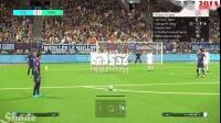 《实况足球2021》定位球技巧视频