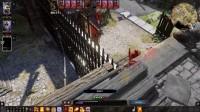 《神界:原罪2》非独狼DPS火法师打怪姿势2.高地2