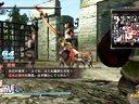 《真三国无双7:猛将传》新武将狂虐战斗欣赏