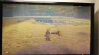《塞尔达传说:荒野之息》实用操作教学视频2.甩弓