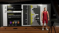 《NBA2K19》最强中锋建模方法