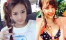 17岁超甜美韩系少女自黑走红