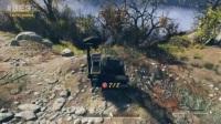 辐射76 FALLOUT 76 Multiplayer Trailer Nuke Combat, Building System Gameplay