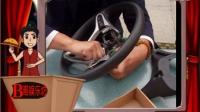 【游侠网】HORI RWA方向盘玩《GT SPORT》之女司机错误示范