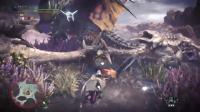《怪物猎人世界》全武器灭尽龙速杀合集 - 11.操虫棍