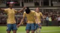 《FIFA 18》女足花式射门视频