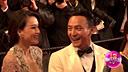 《聂隐娘》戛纳红毯舒淇超低胸性感亮相 苏菲玛索再次助阵华语电影