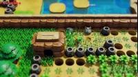 《塞尔达传说:织梦岛》最高难度100%全收集流程4-钥匙地洞