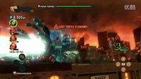 期5(完)《忍者神龟:曼哈顿突变体》白金工作室的神龟 故事模式一周目全流程新手向 视频攻略解说