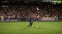 《FIFA 18 》vs 《实况足球2018》球员技巧动作对比视频