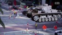 《华人小胖RocketJump》 之 移轴镜头里的坦克大战好莱坞