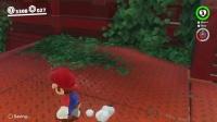 《超级马里奥:奥德赛》附身食人花方法