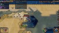 《文明6迭起兴衰》朝鲜神标无战223T飞天胜利6