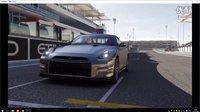 第一期哟 极限竞速6载入 驾驶尼桑GTR35 跑阿布扎比亚斯码头赛道 实况解说视频 极限竞速6:巅峰