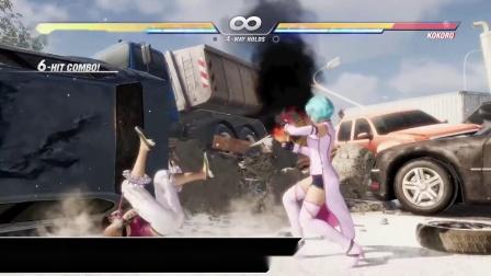 《死或生6》Nico连段演示