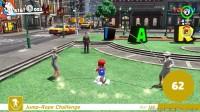 《超级马里奥:奥德赛》跳绳排球攻略视频