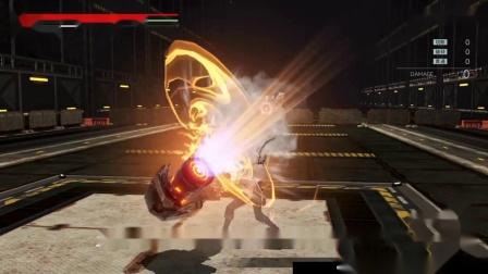 《噬神者3》全武器全招式详细讲解7.喷气大锤