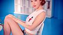 【风车·华语】E罩杯正妹陈梦晨写真EP《咬一口》MV大首播