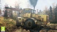 《旋转轮胎:泥泞奔驰》(Spintires: MudRunner)发售预告