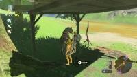 【游侠网】《塞尔达传说:荒野之息》强占NPC坐骑演示