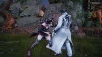 【游侠网】《铁拳7》DLC角色:吸血鬼艾莉莎