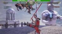 【游侠网】《灵魂能力6》试玩:齐里克VS御剑平四郎