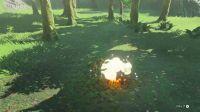【游侠网】《塞尔达:野之息》使用努力槽登上西卡塔