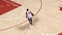 《NBA2K18》乔丹罚球线起跳扣篮